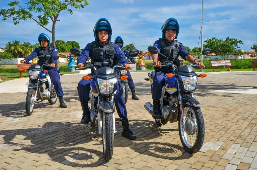 Guarda Municipal vai retomar patrulhamento com moto no centro