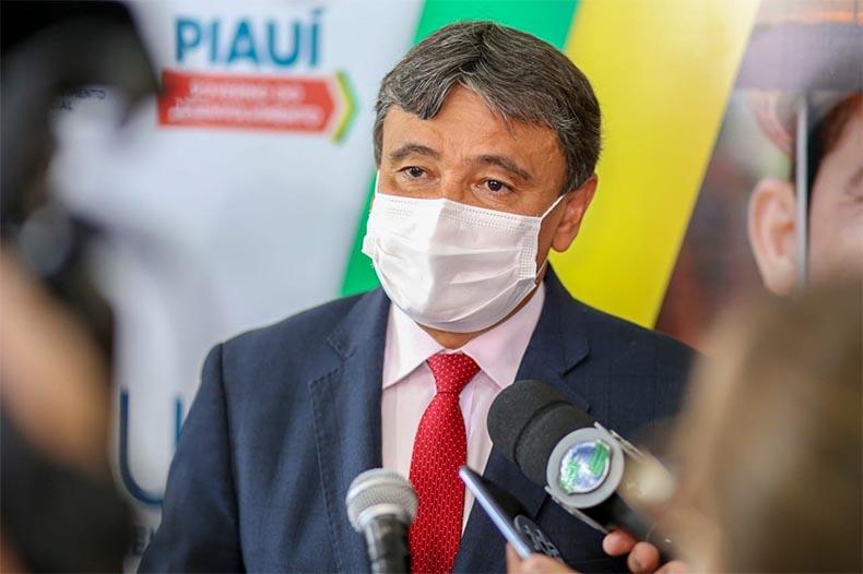 Governador Wellington Dias espera vacina 60% da população até outubro