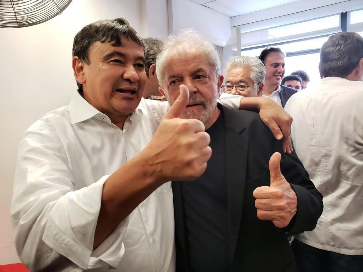 Governador Wellington Dias confirma visita do ex-presidente Lula ao Piauí