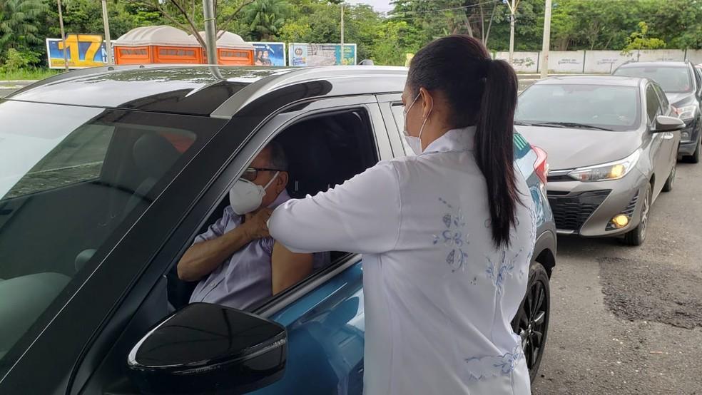 Fundação Municipal de Saúde vai fazer mutirão de vacinação de idosos