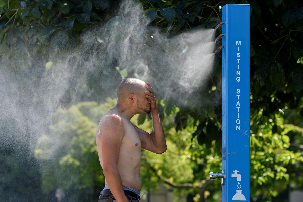 Mais de 100 pessoas morrem em onda de calor no Canadá