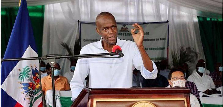 Agentes matam 4 e prendem 2 suspeitos do assassinato do presidente do Haiti
