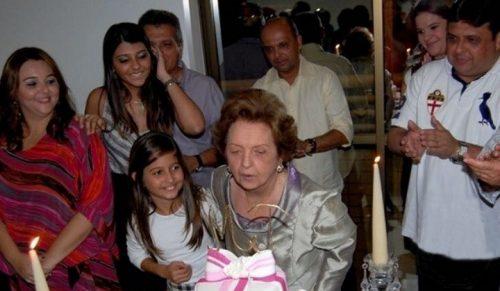 Falece ex-primeira dama do Piauí e mãe de deputado estadual