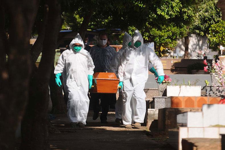 Mundo ultrapassa 4 milhões de mortos por covid-19 sob ameaça de novas variantes
