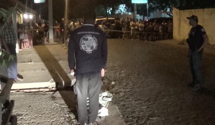 Homem é executado com quatro tiros na Zona Sul de Teresina