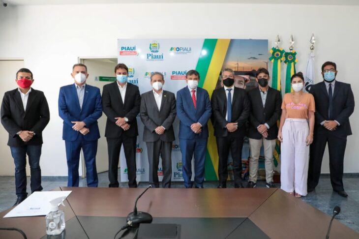 Governador trata sobre Atlas Solar e confirma a realização do Sinergia Piauí