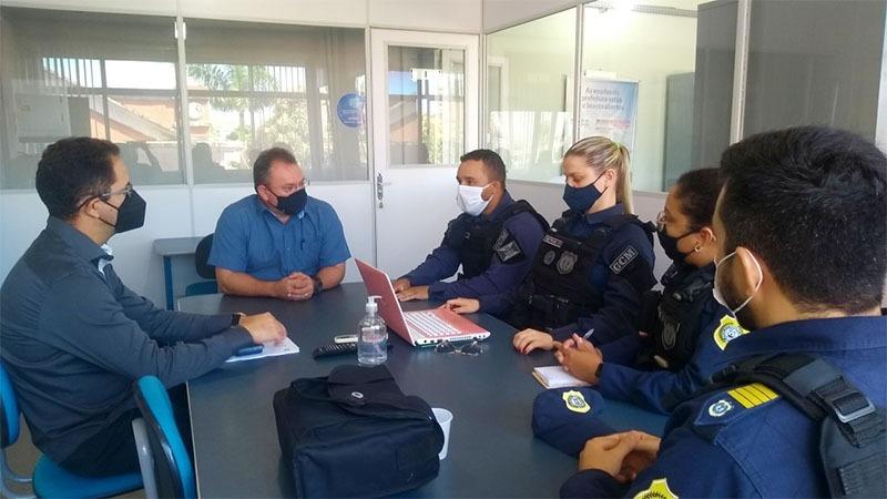 Projeto da Guarda Mirim será implantado em escola de Teresina
