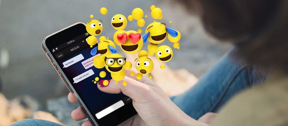 Emojis: imagens que valem mais que mil palavras