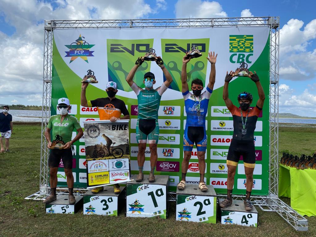 Lindomar vence mais um campeonato de ciclismo em Altos