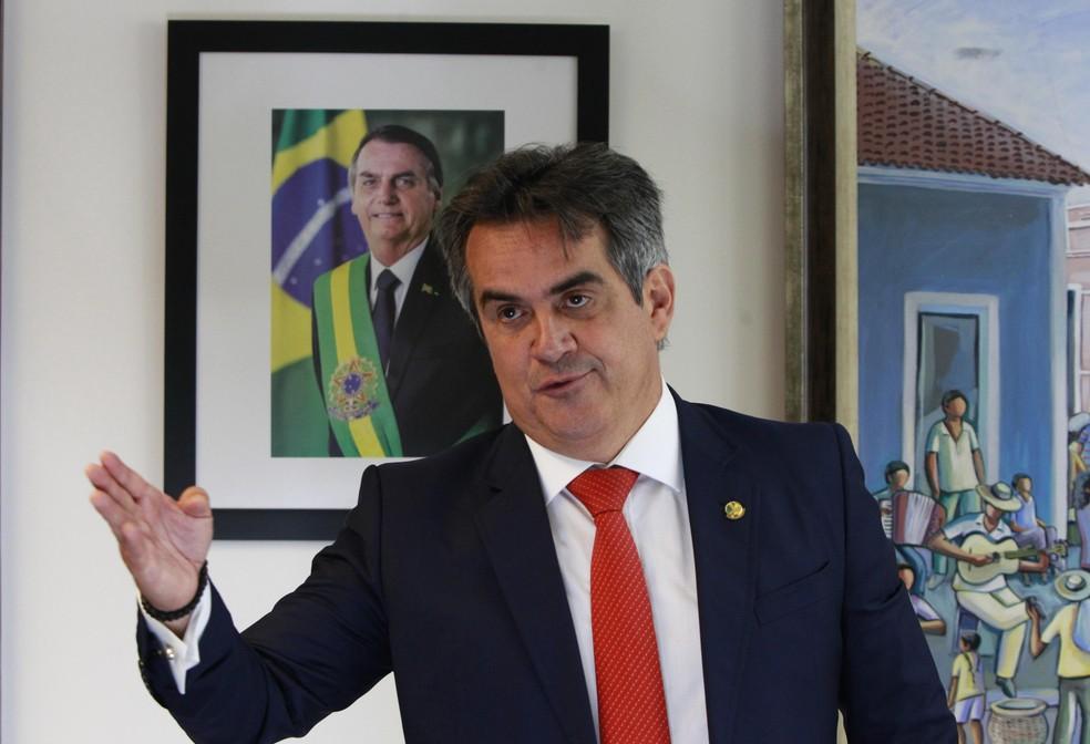 Ciro Nogueira confirma à aliados do Piauí que vai para a Casa Civil