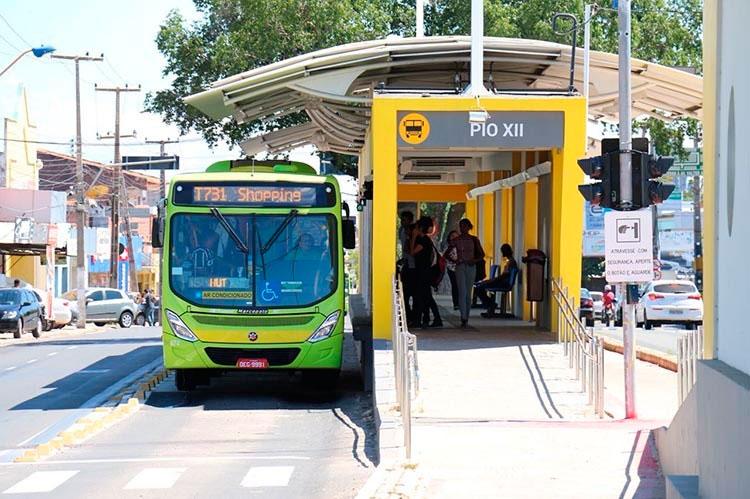 Sindicato anuncia paralisação dos ônibus em Teresina nesta quinta-feira