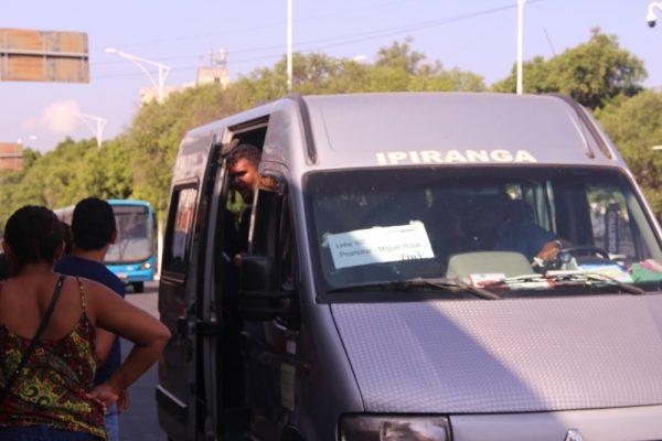 Strans inicia cadastramento de veículos alternativos para o transporte público