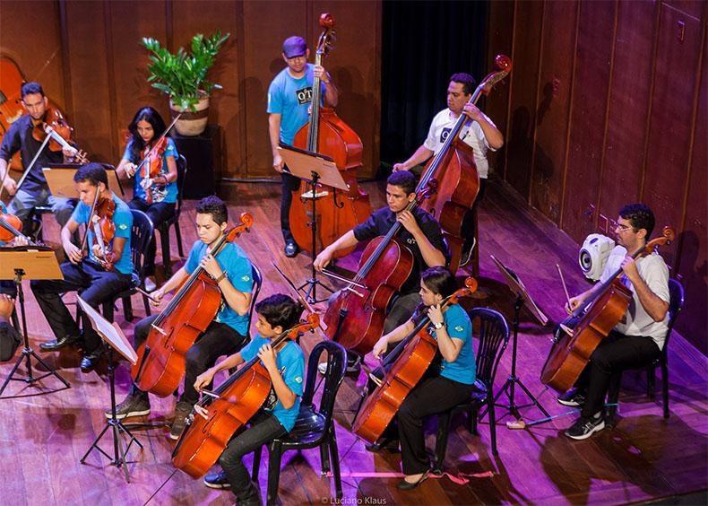 Matrículas na Orquestra Escola de Teresina iniciam nesta segunda (26)