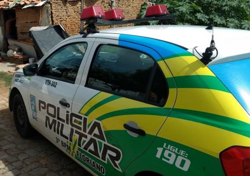 Caminhão de gás é roubado no interior do Piauí
