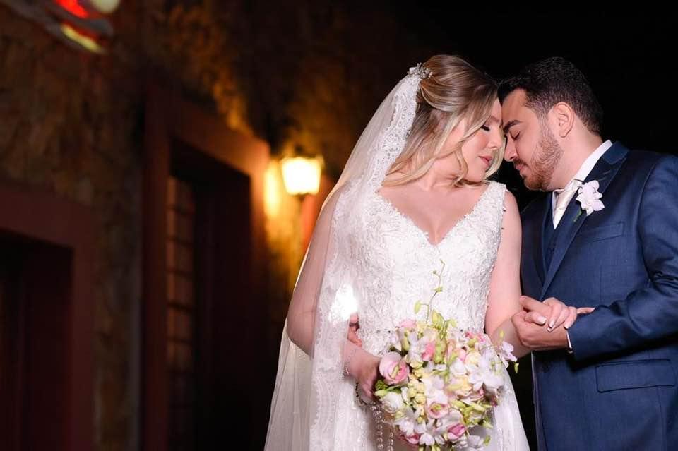 A Força da Notícia: Casamento Bruno Lima & Mariana Zanovello