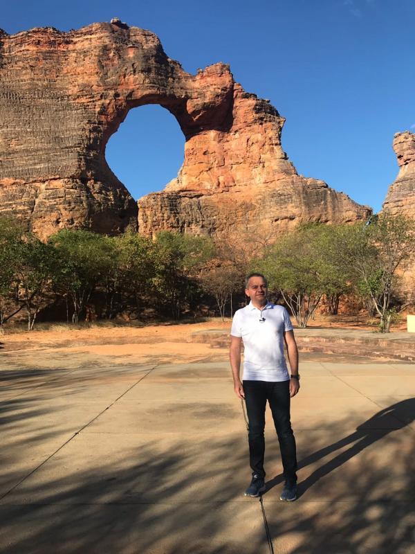 Valter Alencar diz que o turismo no Parque da Serra da Capivara é tratado com descaso