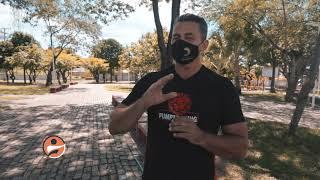 Ginástica na Praça: exercícios para fortalecer as costas