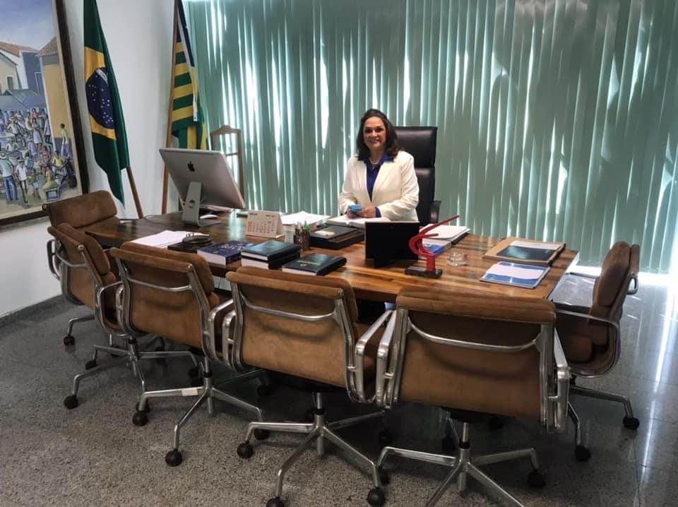 A Força da Notícia: Eliane Nogueira é a mais nova Senadora do Brasil!