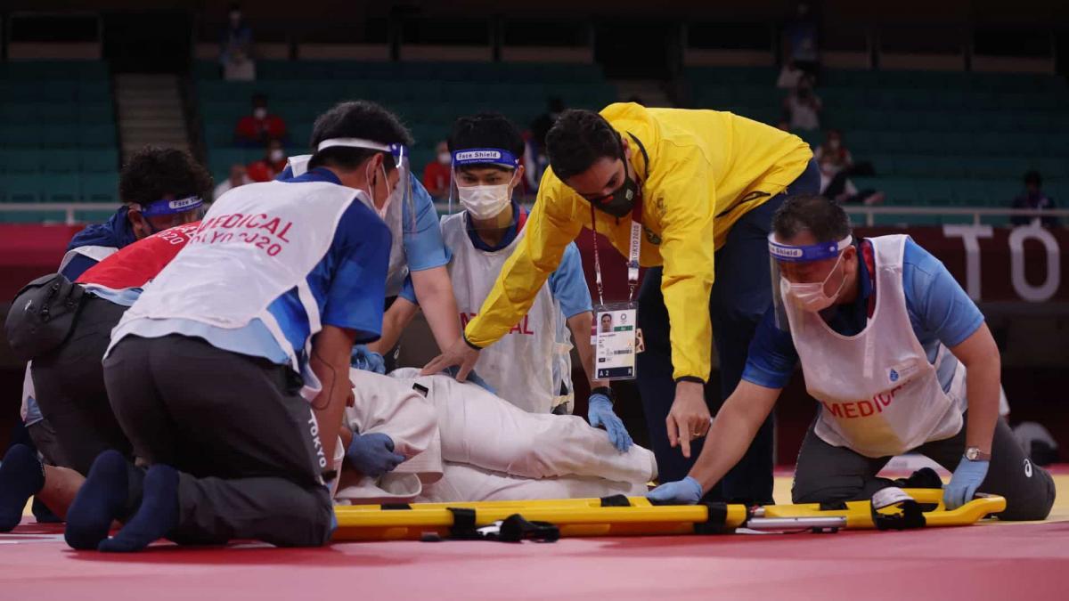 Judô: Maria Suelen sofre lesão no joelho e será submetida a cirurgia no Brasil