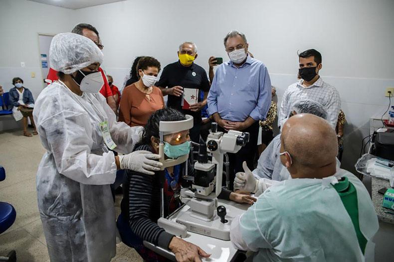 Mutirões de cirurgia vão beneficiar centenas de piauienses de Norte a Sul do estado