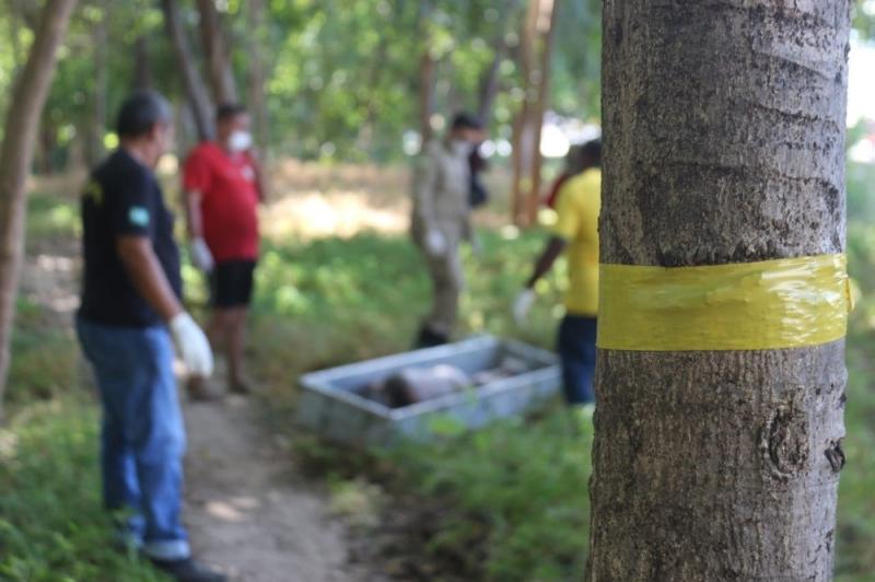 Corpo de pescador é encontrado boiando no rio Poty