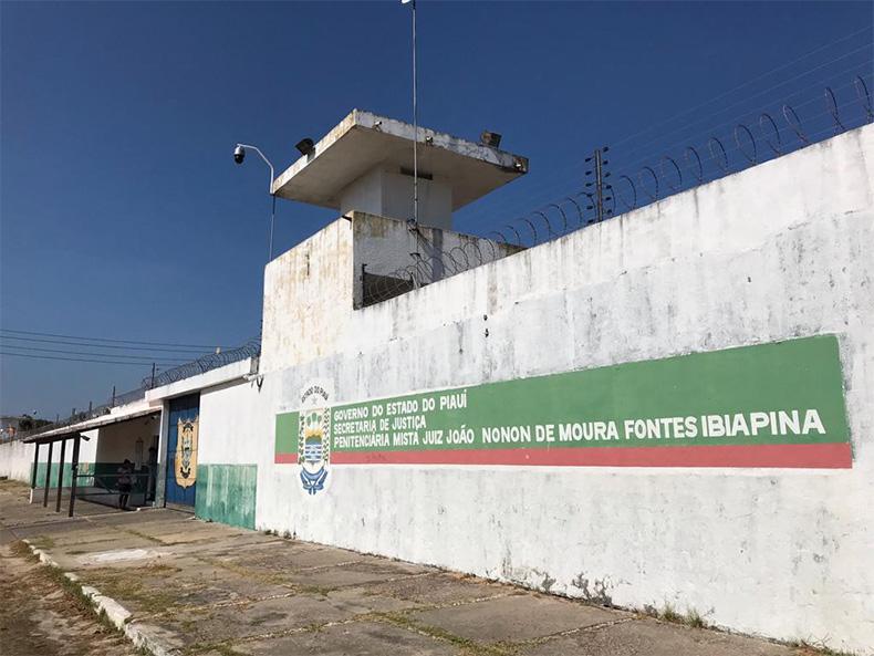 Cinco presos fogem da Penitenciária Mista no munícipio de Parnaíba