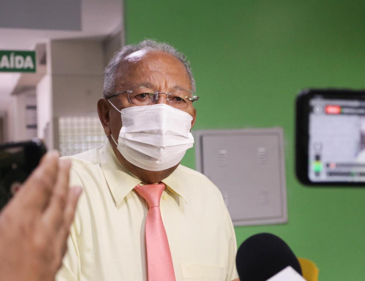 Dr. Pessoa faz apelo para que população de Teresina receba a segunda dose