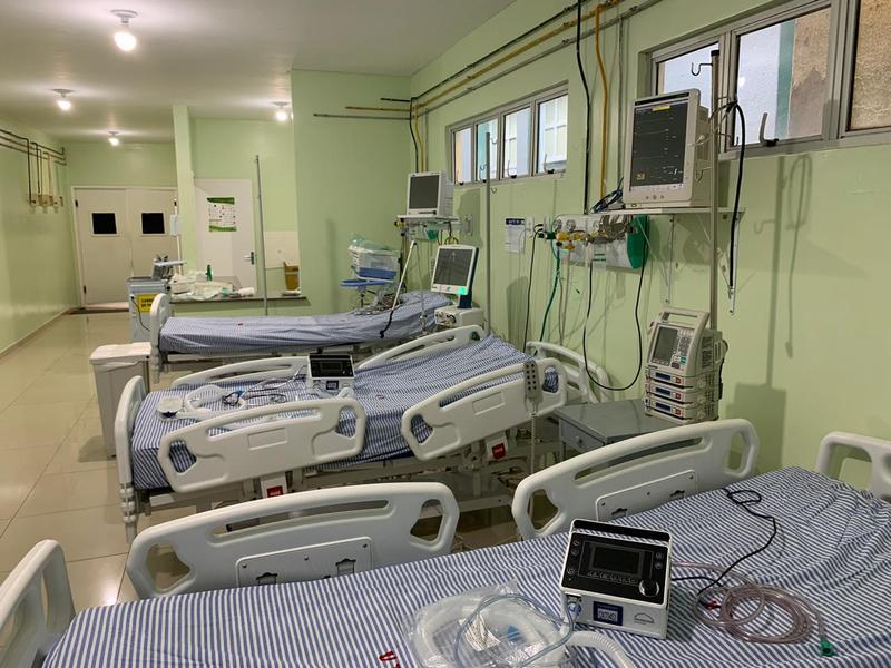 Após queda de casos, hospitais do Piauí comemoram fechamento de alas Covid-19