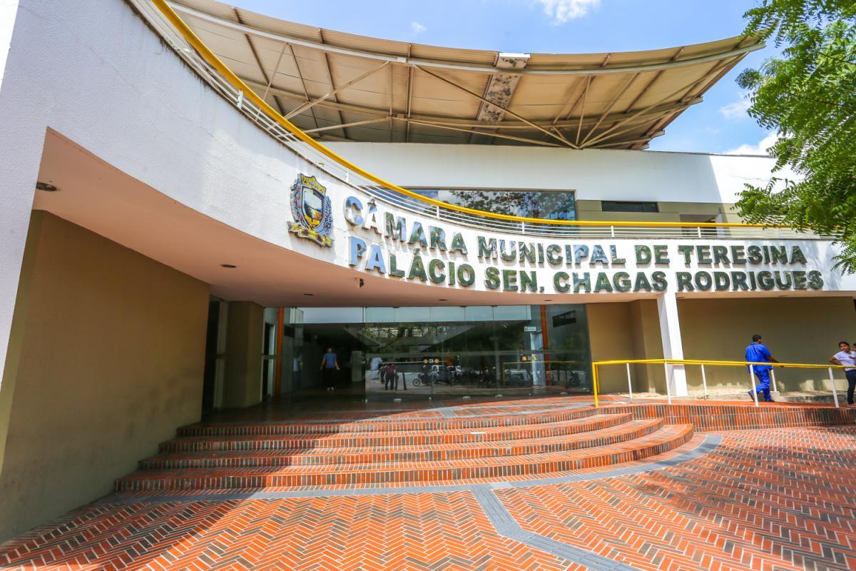 Câmara Municipal de Teresina deve retomar sessões presenciais em setembro