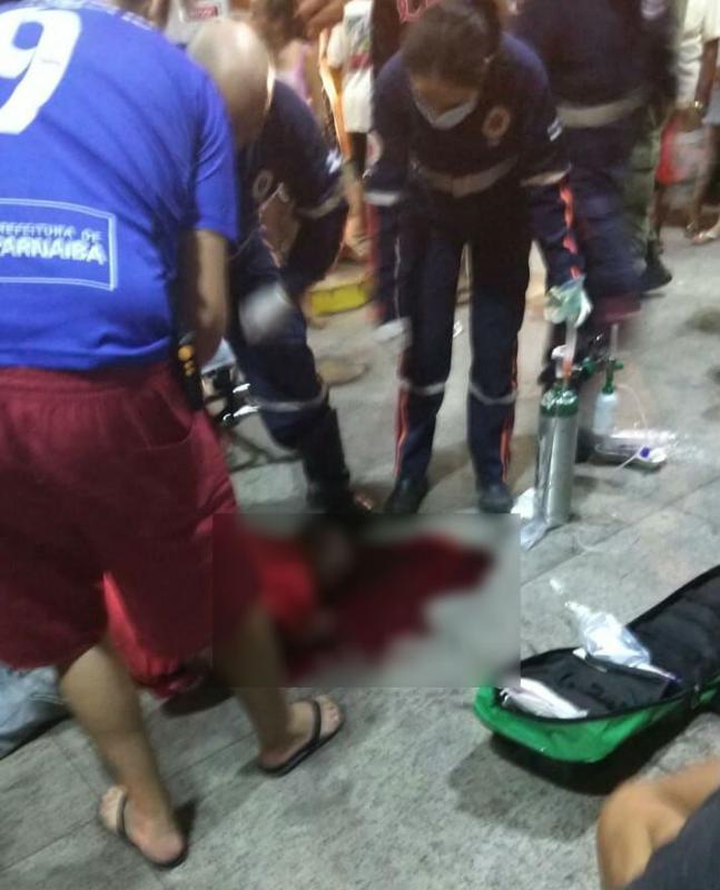 Vigia é baleado na cabeça durante assalto a posto de combustível no Piauí