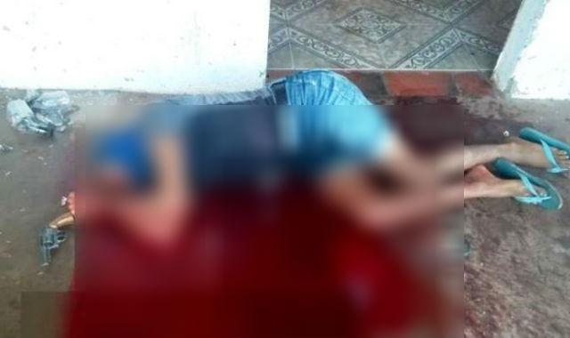 Policial reage a assalto e mata bandido em Nazária