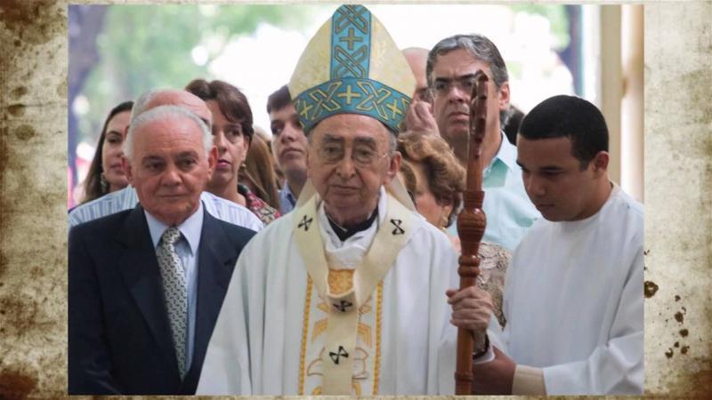 Arcebispo emérito de Teresina, Dom Miguel Câmara segue internado em quadro estável