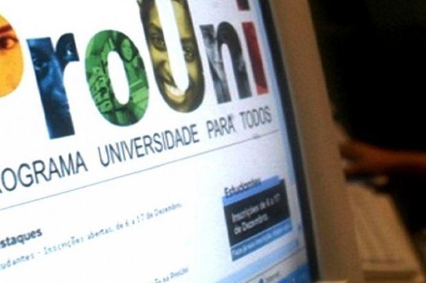 ProUni abre inscrições com mais de 170 mil vagas