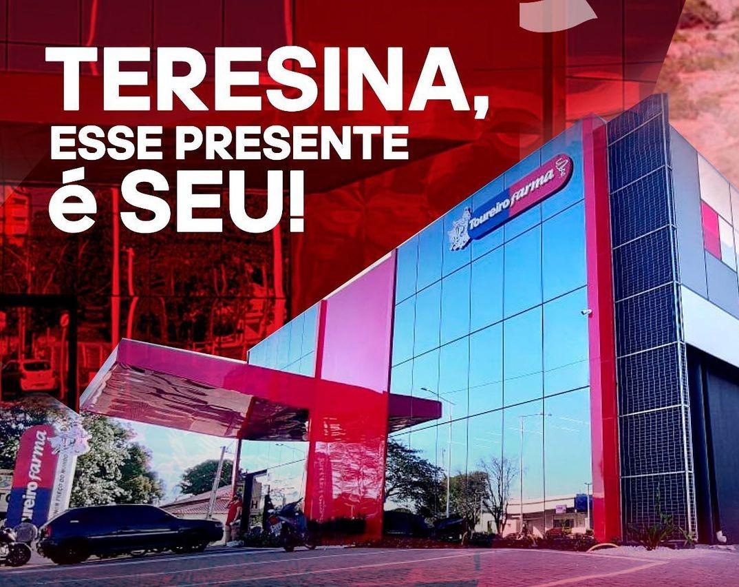 Toureiro Farma inaugura mais uma loja em Teresina