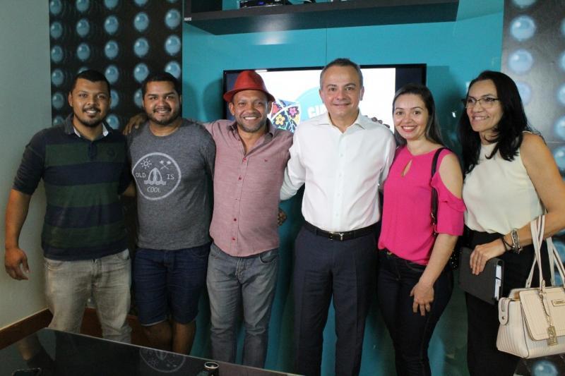 Representantes dos grupos de quadrilhas elogiam o festival Cidade Junina