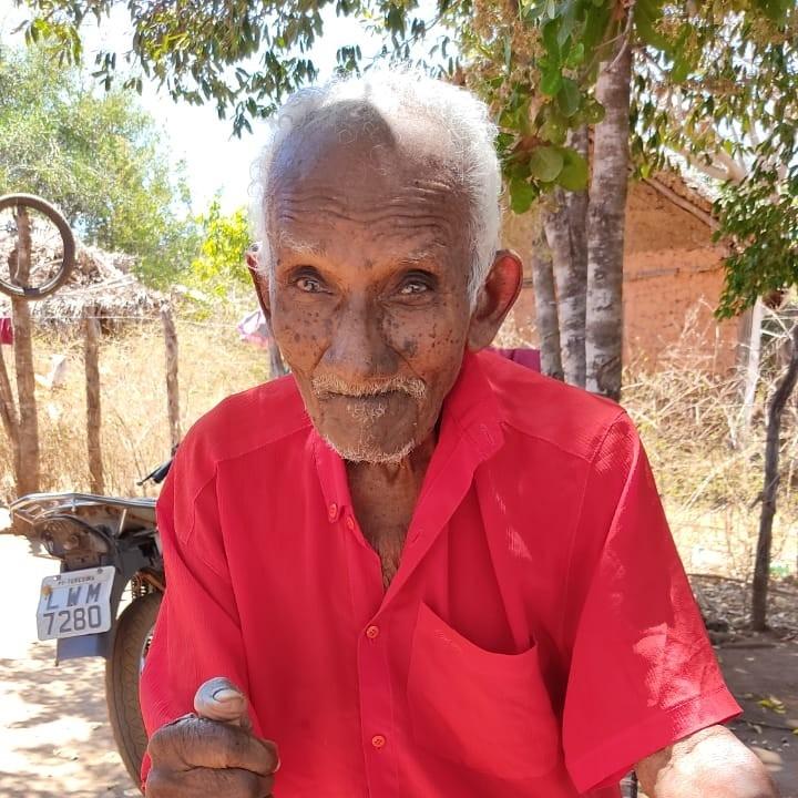 Piauiense disputa o título de pessoa mais velho do Mundo no Guiness Book