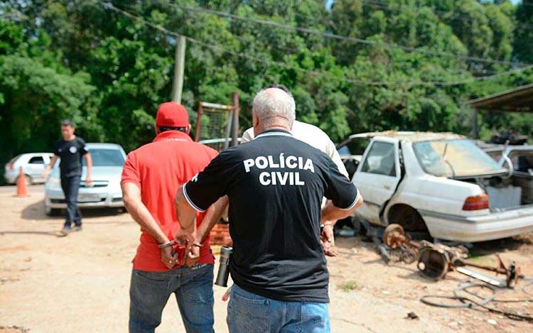 Polícia Civil cumpre mandados no Piauí contra quadrilha que atacava seguradora