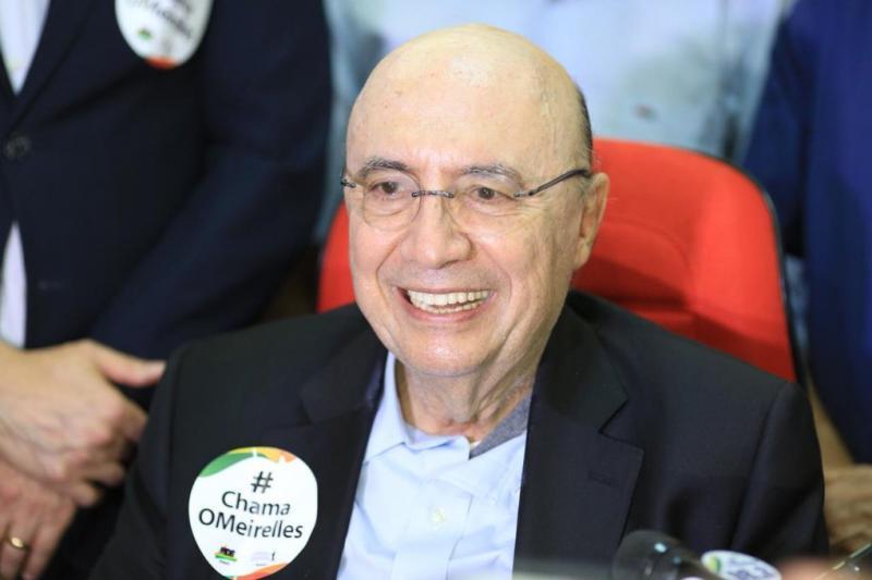 Em visita, Henrique Meirelles fala de planos para o Piauí