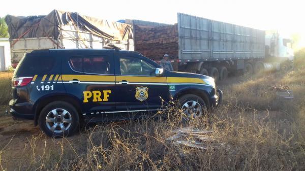 Polícia Rodoviária Federal realiza operação em quatro cidades do Piauí