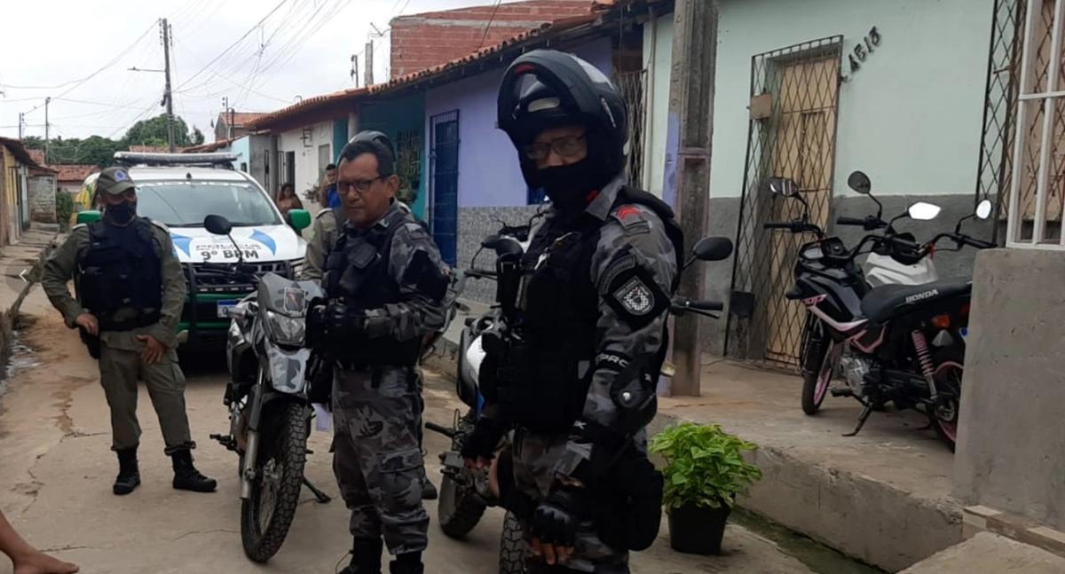 Polícia prende homem suspeito de ser líder do PCC na zona Norte de Teresina