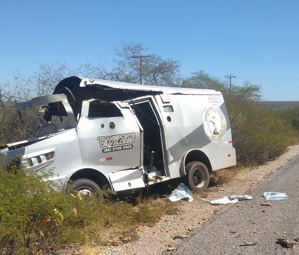 Bandidos assaltam carro forte no interior do Piauí
