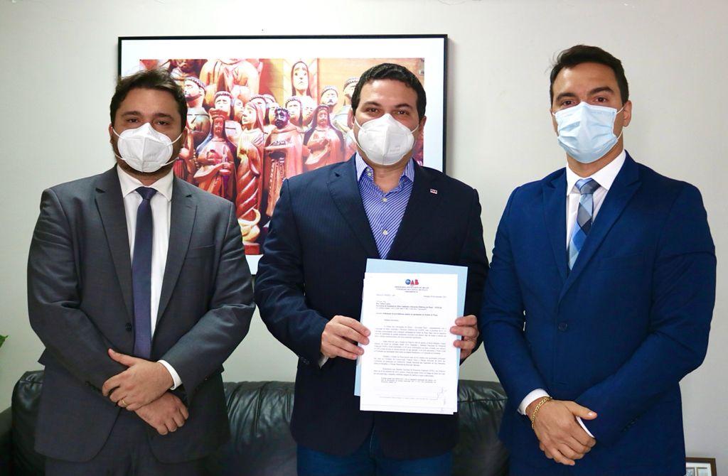 OAB Piauí pede medidas urgentes para conter queimadas no Estado
