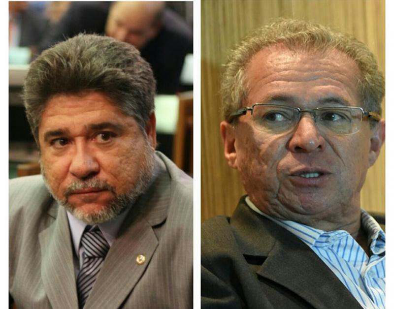 Assis Carvalho e João Madson trocam farpas em reunião sobre escolha de vice do Wellington
