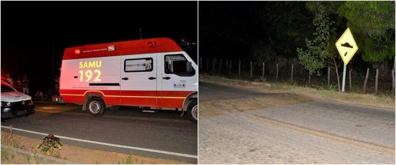 Grave acidente deixa vítima fatal na PI-236