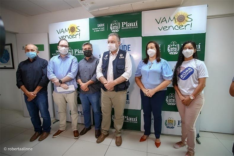 Sesapi vai distribuir 30 mil vacinas para imunização de adolescentes com comorbidades