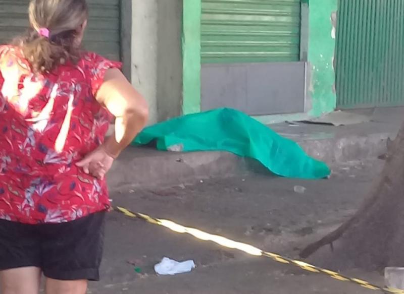 Homem é morto no Mercado do Parque Piauí na zona Sul de Teresina