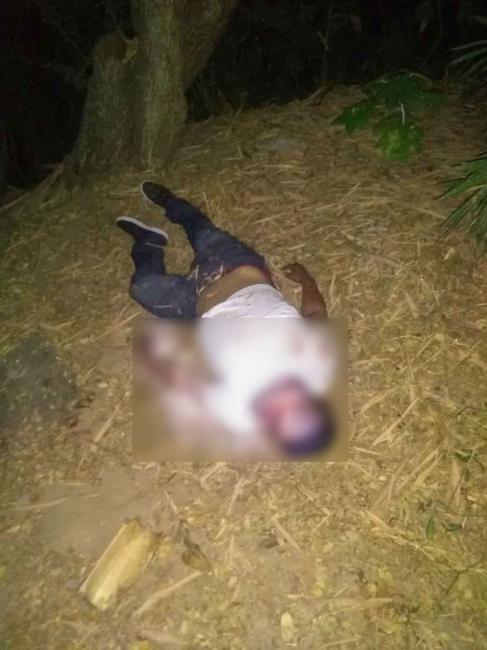 Jovem é morto a tiros durante emboscada nas proximidades da Ponte da Frei Serafim