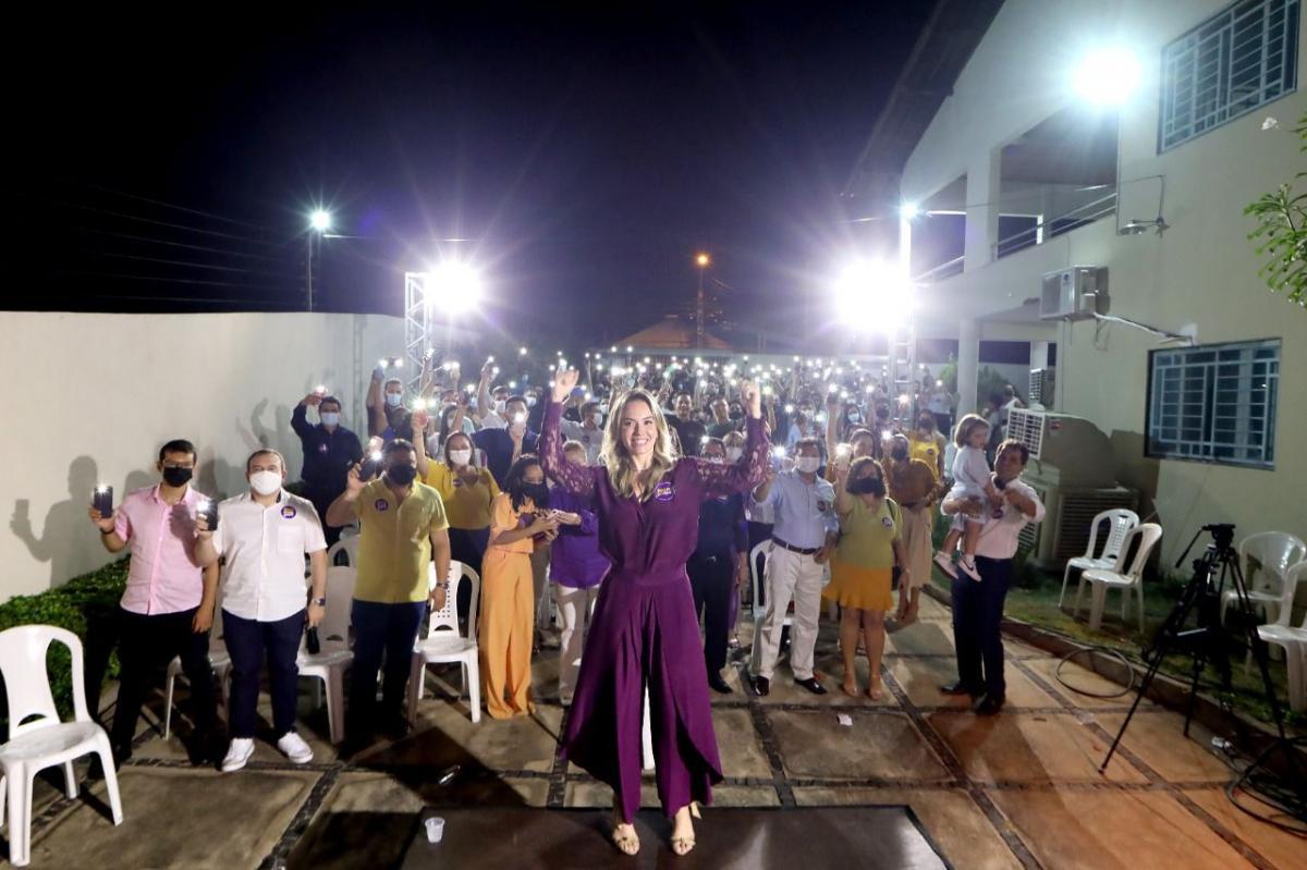 Nara Letícia lança movimento por coragem e igualdade na advocacia