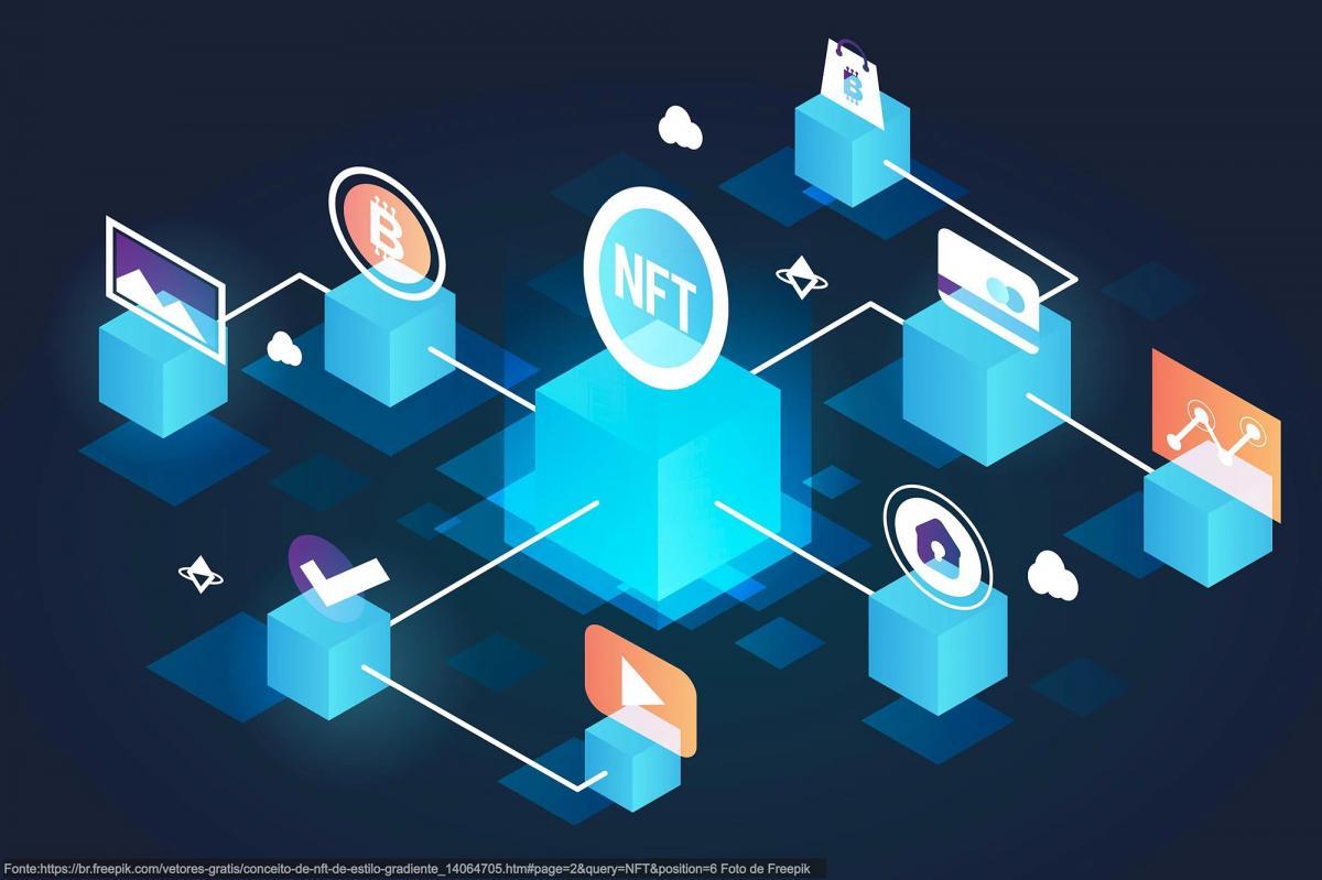Mercado de NFTs cresce 20 vezes em 2021 e ganha popularidade no Brasil