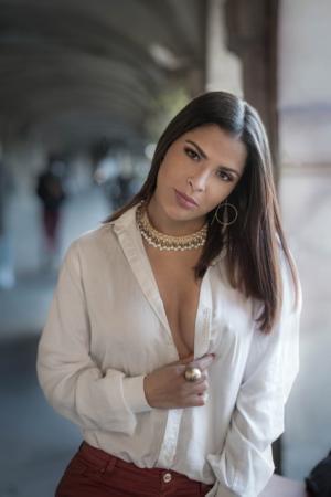A Força de Um Ideal:  Edição Especial - Gyselle Soares visita o Brasil